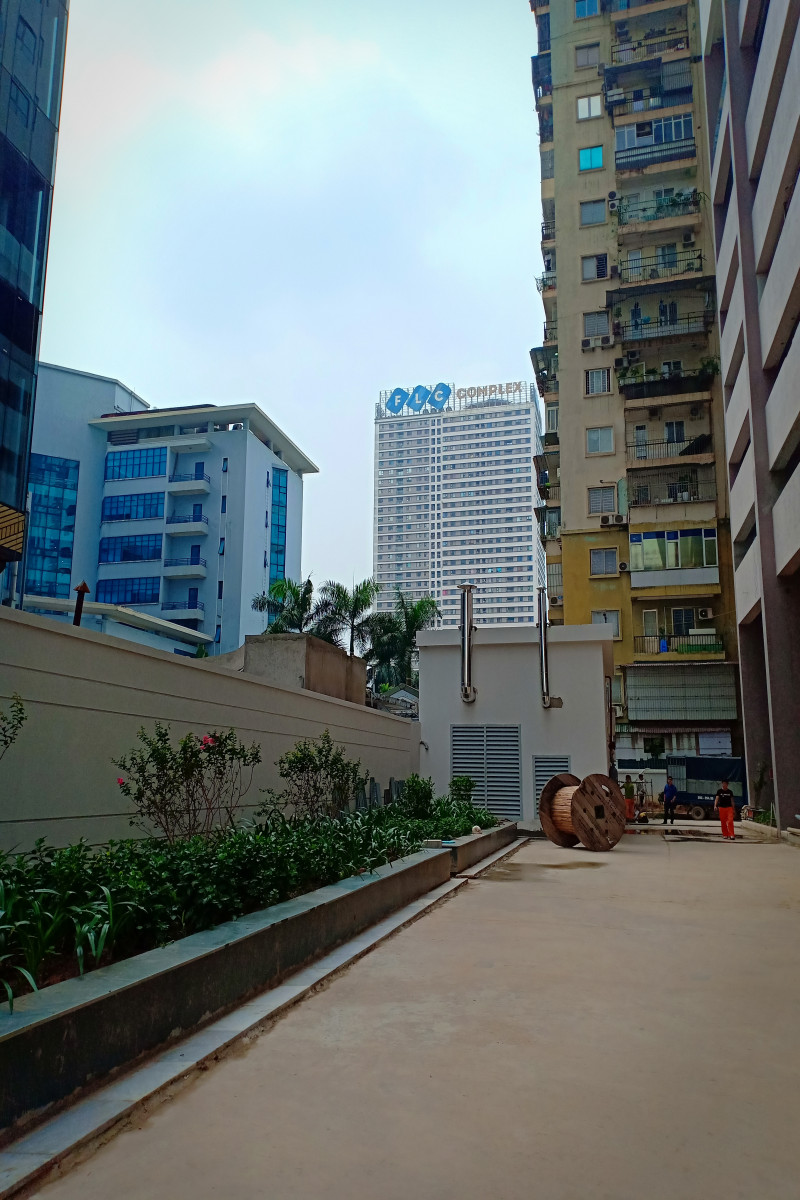 Asahi Luxstay Flc Greenhome 3 Br Apartment Service