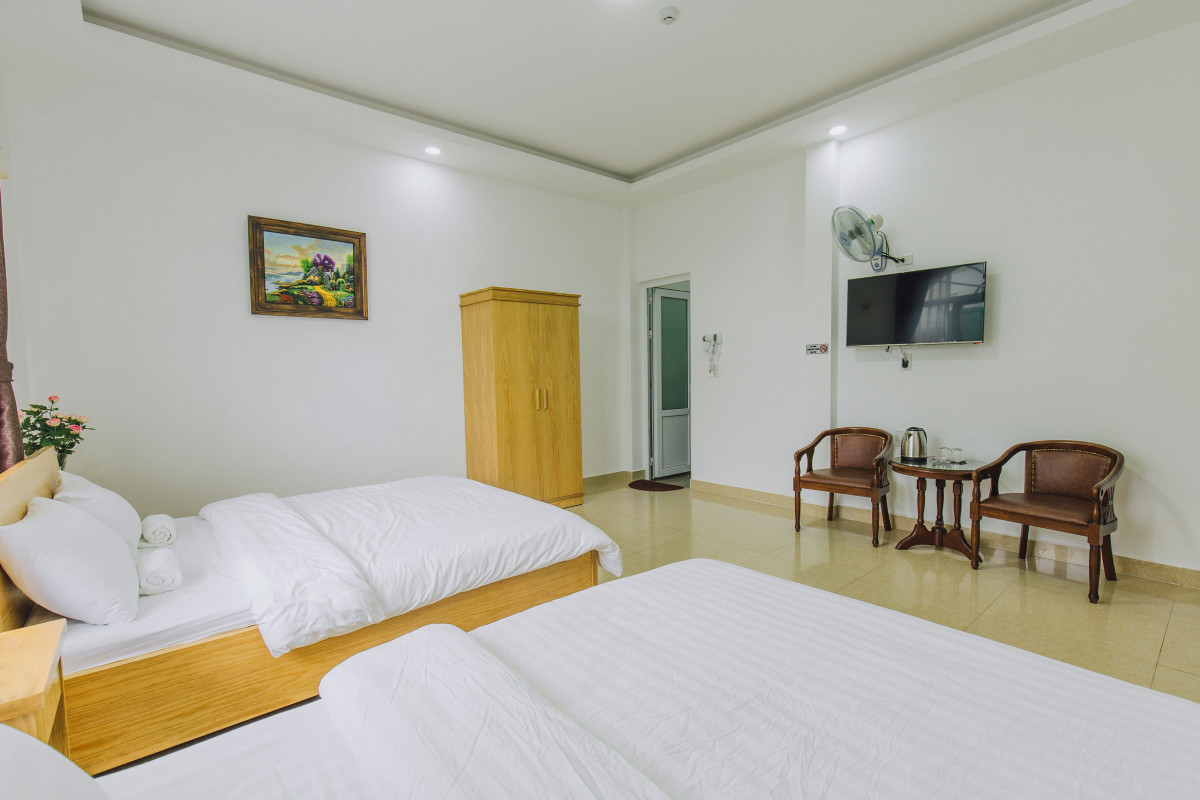 T'Ruby - Double Room 02/2 Pax